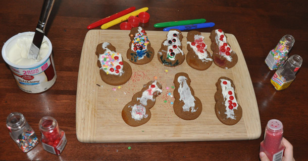 5 Things I Learned Making Gingerbread Cookies