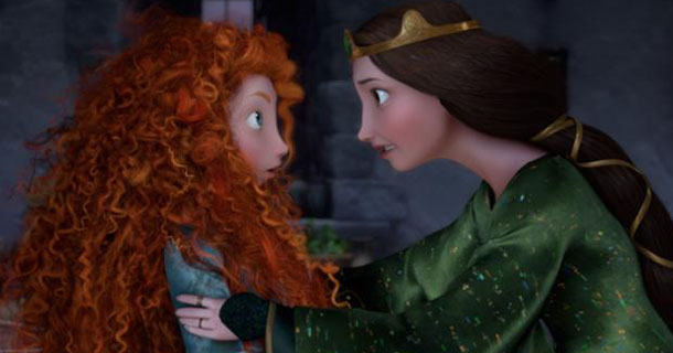 Brave: Big Screen, Little Screen, Big Hit