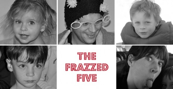 The Frazzed Five: A Musical