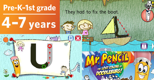 LeapFrog's Mr. Pencil The Lost Colors of Doodleburg *Review & Giveaway*