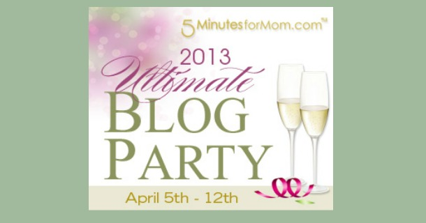 Rockin' The Ultimate Blog Party