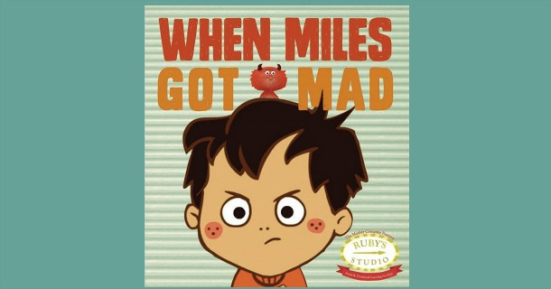 """When Miles Got Mad"" *Book Review & Giveaway*"