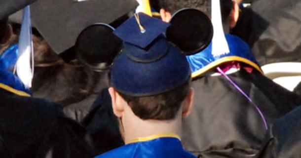 Disney Baby Senioritis
