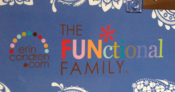 Getting Myself Organized *Erin Condren FUNctional Family System Giveaway*