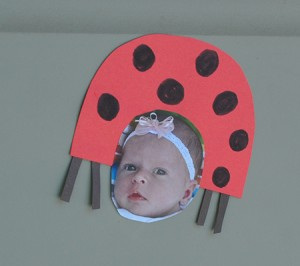 lbpdecor 300x266 A Ladybug Birthday Party