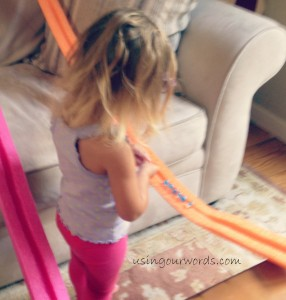 noodlepink 286x300 From The Pool to Back to School: Swim Noodle Science