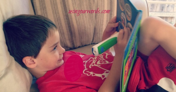 LeapFrog LeapReader *Review and Giveaway*
