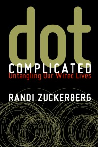 Dot Complicated Book Cover Art 200x300 Untangling From Technology  *Dot Complicated Giveaway*