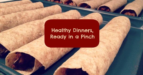 Dinnertime Made Easy- Stock Your Freezer in a Snap Program