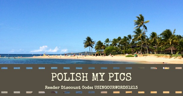 Photo Editing Made Easy- Polish My Pics *Giveaway & Discount Code*