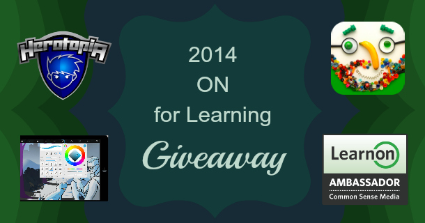 Learn ON, Parents – *Giveaway*