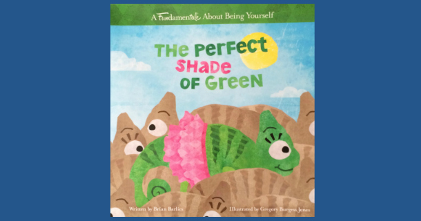 The Pefect Shade of Pink- *Children's Book Giveaway*