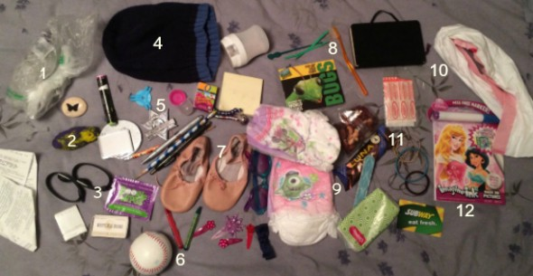 12 Things I Learned This Purse Purge