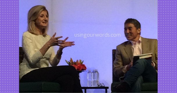 One Thing I Learned at BlogHer '14