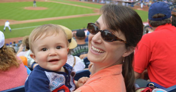 Reader Feature: Kelly's Baby Turns One