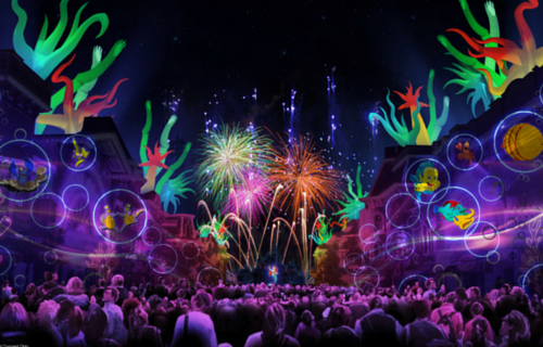 Artist's rendering courtesy of Disneyland News.