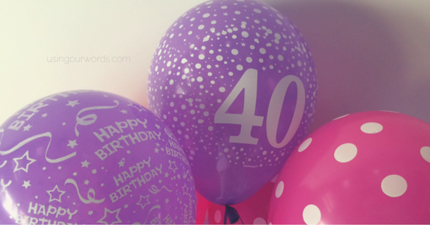 The Truth About Turning 40