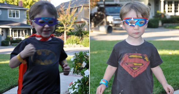 Superhero Super Party