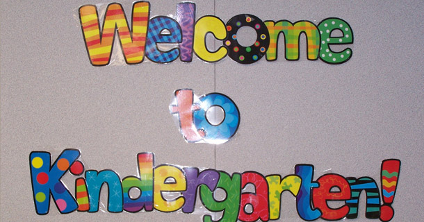 8 Things I Learned the First Week of Kindergarten