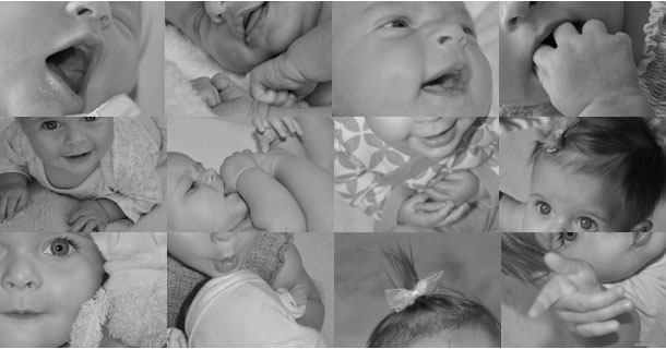 Capturing Baby's First Year in Photos