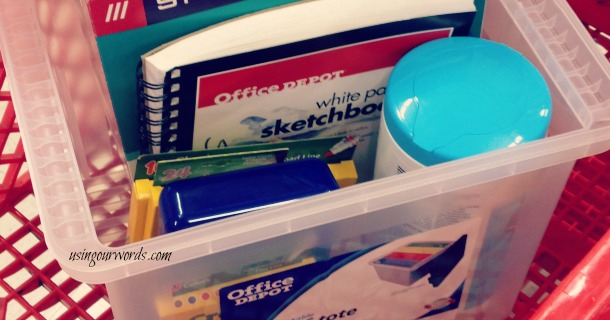 Tales of Back-to-School Shopping