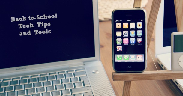 Get a Back-to-School Tech Edge