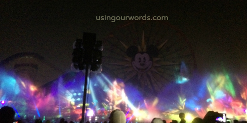 A truly spectacular night-time experience in Disney California Adventure