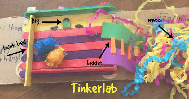 An Invitation to Create, *Giveaway* Tinkerlab: A Hands-On Guide For Little Inventors
