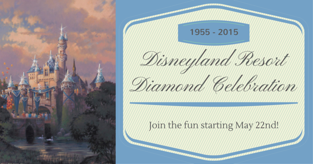 5 Ways Disneyland's Diamond Celebration Will Dazzle Your Family