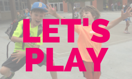 Playdates, Playgrounds & Just Plain Play!