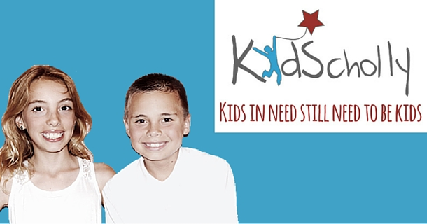 Reader Feature: How Two Kids Are Spreading Joy with KidScholly